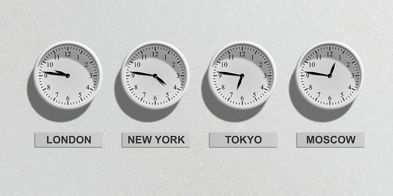 Business Clocks